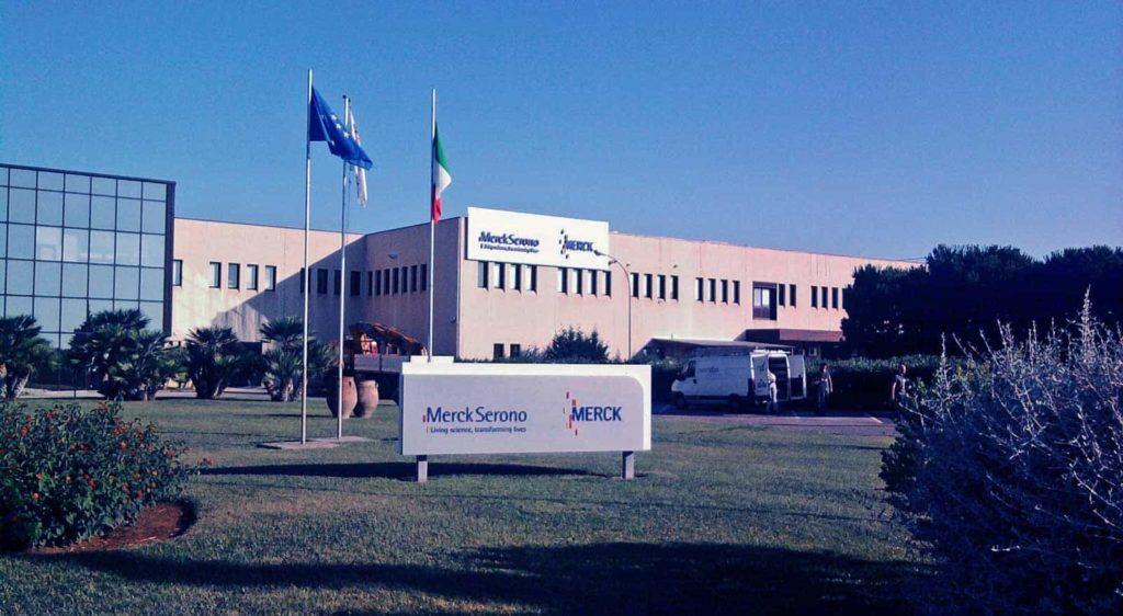Ingresso dell'I.R.C. Serono S.p.A., oggi Merck Sereno RBM, nel capitale sociale di BI.P.Ca S.p.A.